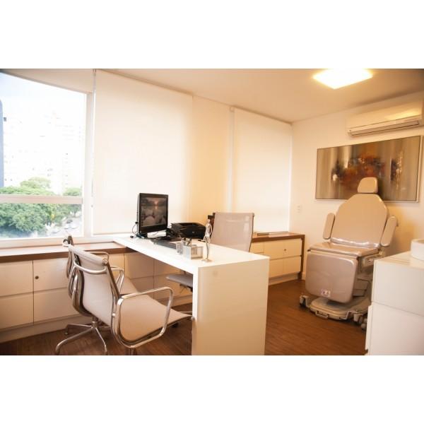 Alugar Consultório Médico na Vila Valparaíso - Aluguel de Consultório Médico no Brooklin