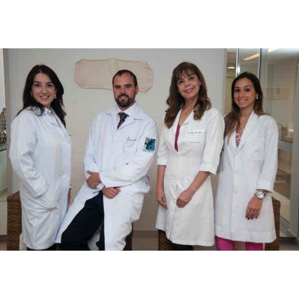Cirurgião de Cabeça e Pescoço Valores na Homero Thon - Cirurgião de Cabeça e Pescoço em SP