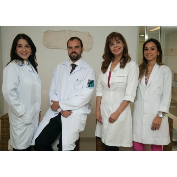 Cirurgião de Pescoço e Cabeça em Ponte Pequena - Cirurgião de Cabeça e Pescoço