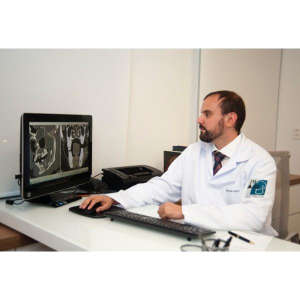 Cirurgião Pescoço e Cabeça na Vila Alzira - Cirurgião de Cabeça e Pescoço em Santo André