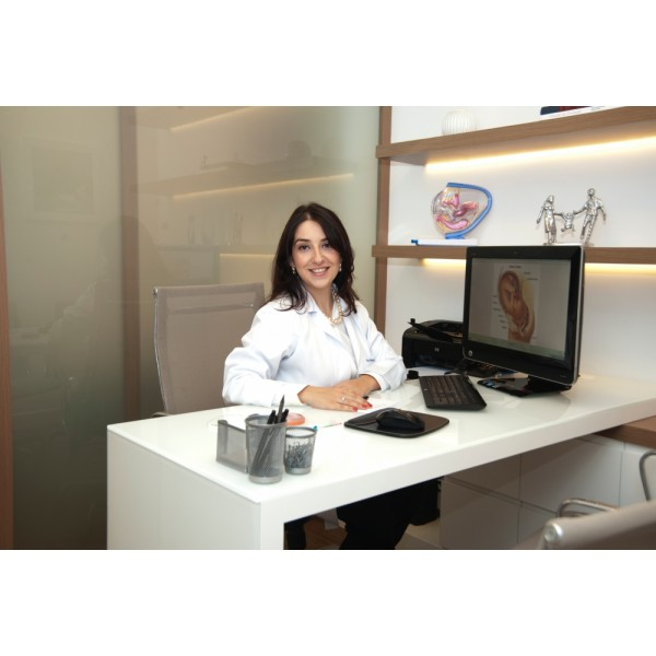 Clínica de Médico Ginecologista no Jardim Nair Conceição - Clínicas Ginecológicas em SP