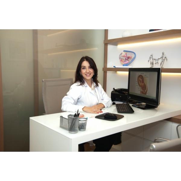 Clínica de Médico Ginecologista no Parque Nações Unidas - Consultório de Médico Ginecologista