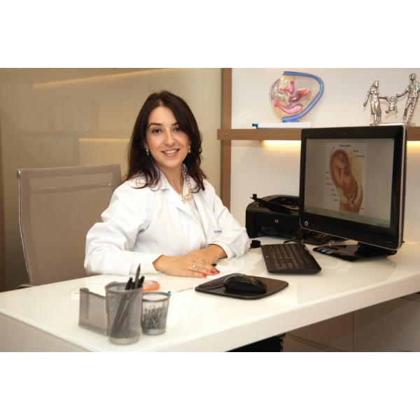 Clínica Ginecológica na Santa Cruz - Consultório de Médico Ginecologista