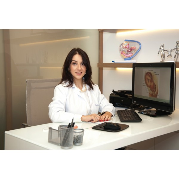 Clínica Obstetricia no Alto Santo André - Clínica de Obstetricia