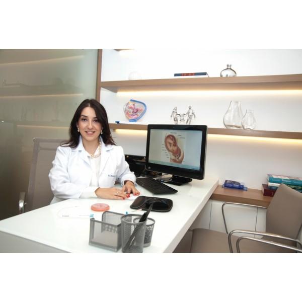 Clínicas de Ginecologista no Jardim dos Jacarandás - Clínica de Médico Ginecologista
