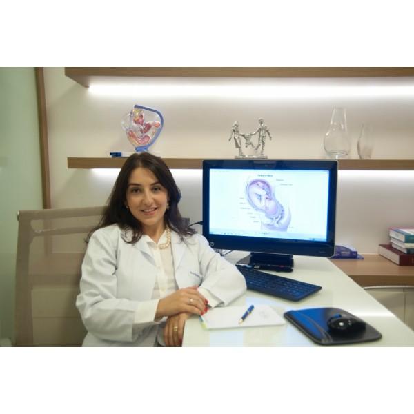 Consultório de Médico Ginecologista no Alto Santo André - Clínicas Ginecológicas
