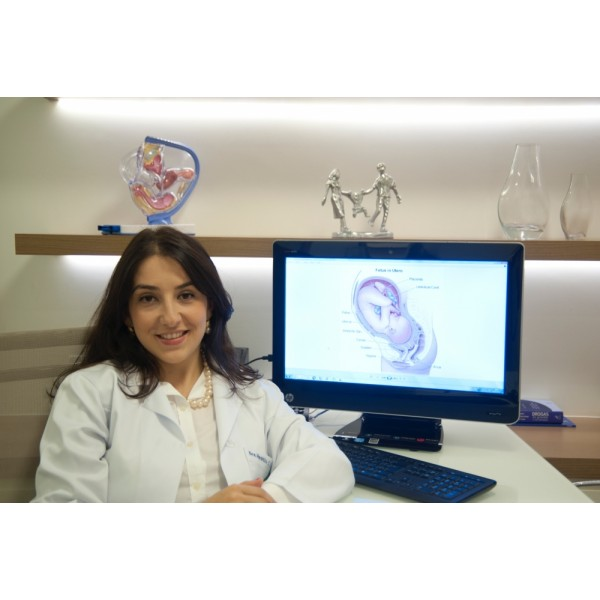 Consultório de Obstetrica na Cocaia - Clínica Obstetrica