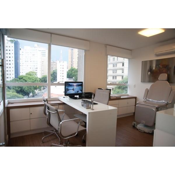 Preço do Aluguel de Consultório de Medicina no Parque Capuava - Aluguel de Consultório Médico na Vila Olímpia