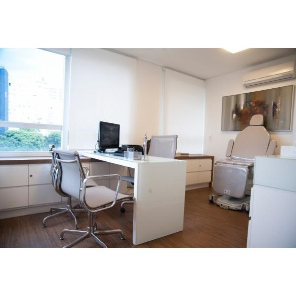 Preço para Alugar Consultório Médico na Vila Barros - Aluguel de Consultório Médico no Brooklin