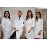 Cirurgia de tireoide complicações na Zona Leste