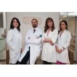 Cirurgia de tireoide riscos na Chácara Inglesa