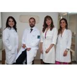 Cirurgião de Cabeça e Pescoço valores na Água Fria