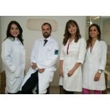 Cirurgião de Pescoço e Cabeça no Inamar
