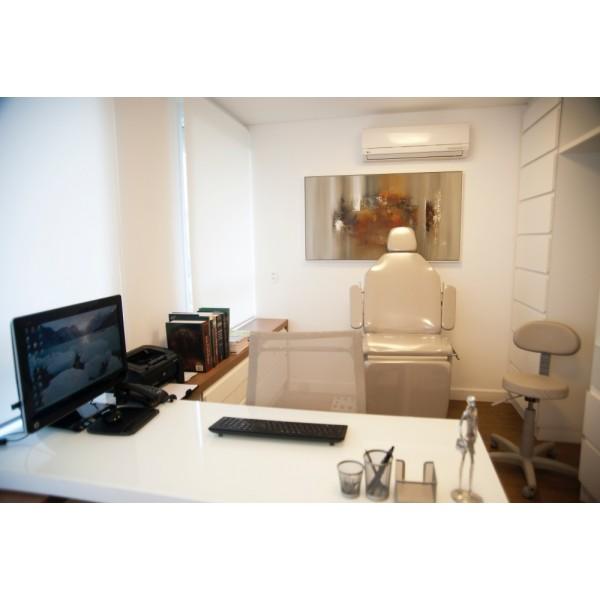 Valor do Aluguel de Consultório para Médicos na Vila Paulicéia - Aluguel de Consultório Médico no Brooklin