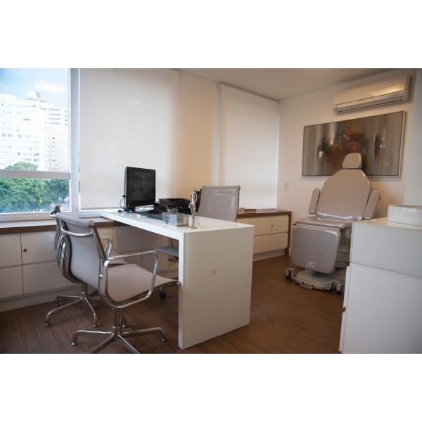 Valores para Alugar Consultório Médico na Vila Eldízia - Aluguel de Consultório Médico no Centro de SP
